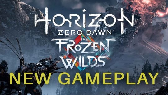 Horizon Zero Dawn New Gameplay Footage!