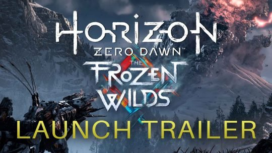 Horizon: Zero Dawn 'The Frozen Wilds' DLC Launch Trailer!