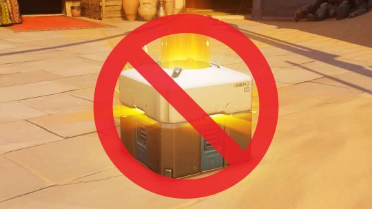 Belgium & US Aiming to Ban Loot Boxes
