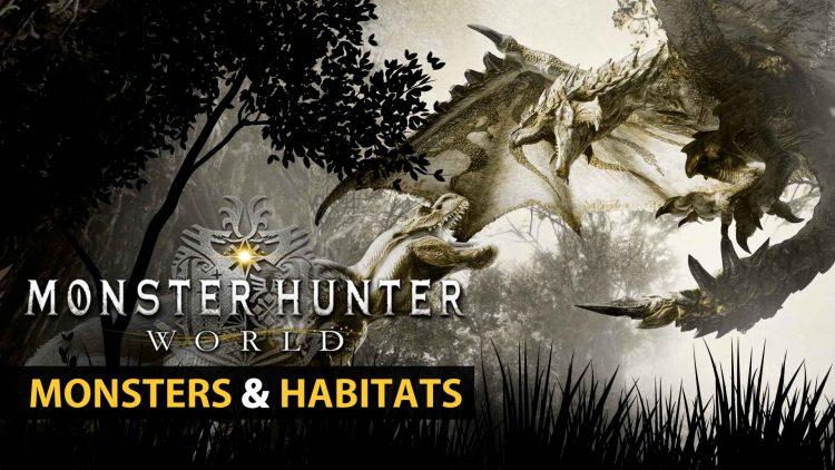 Monster Hunter: World New 'Monster Behavior' Videos!