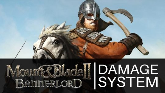 Mount & Blade II: Bannerlord 'Damage System' Explained