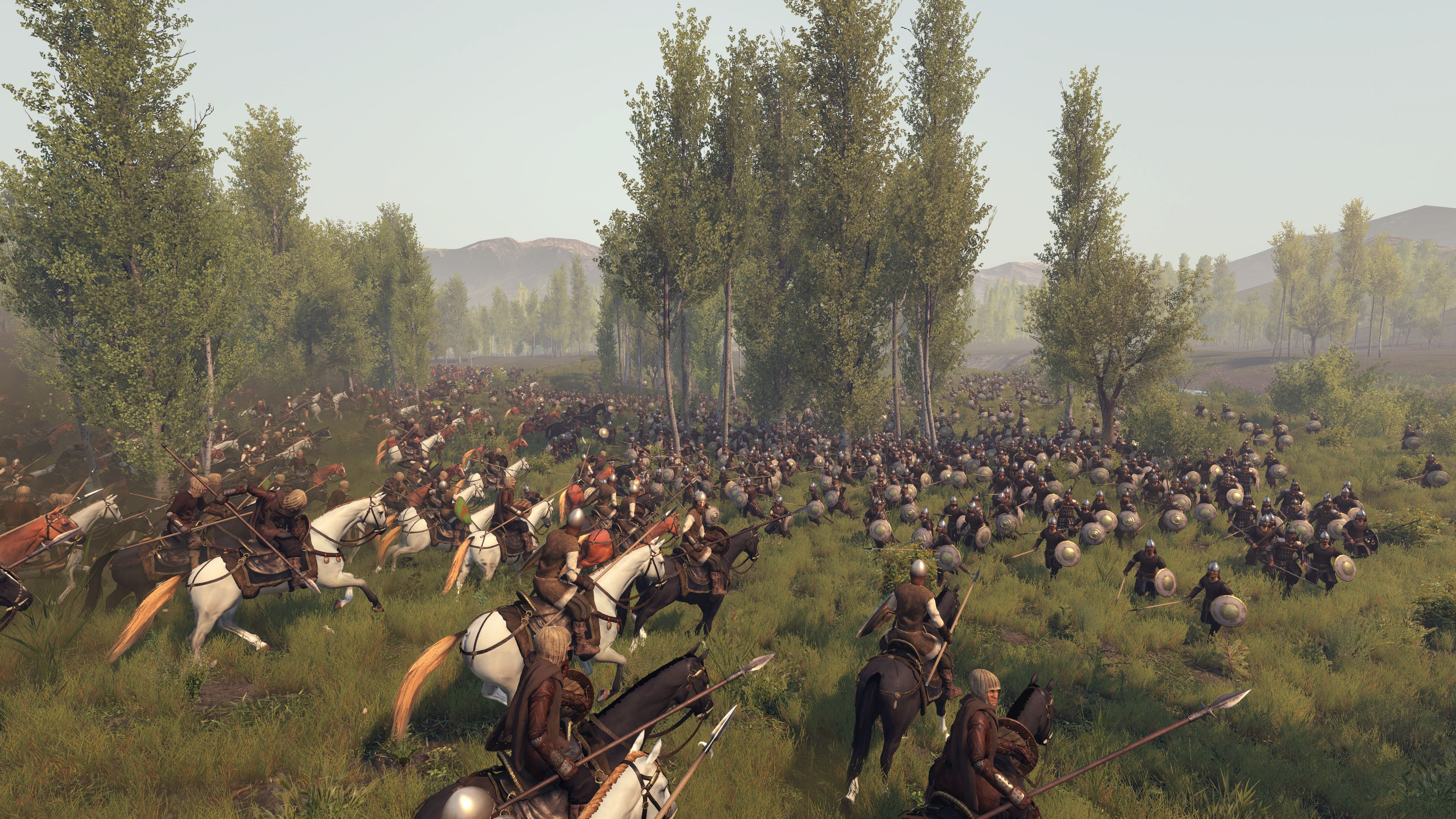 mount and blade bannerlord download size