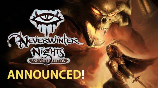 Neverwinter Nights: 'Enhanced Edition' Revealed!