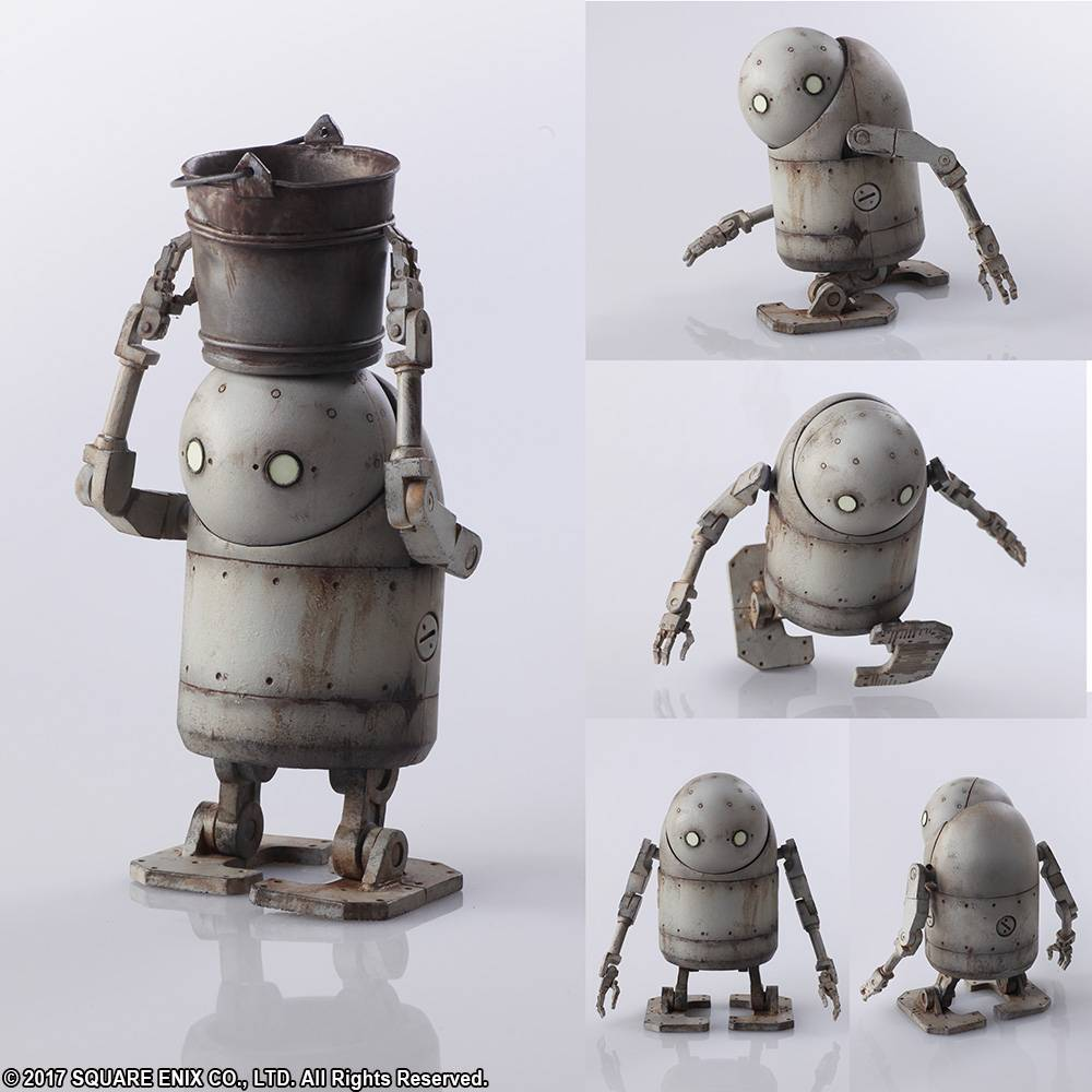 nier automata machine lifeform