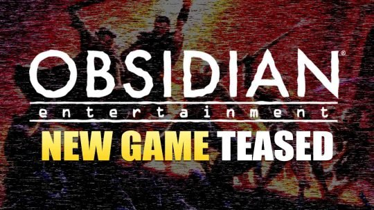 Obsidian Teasing Something New!