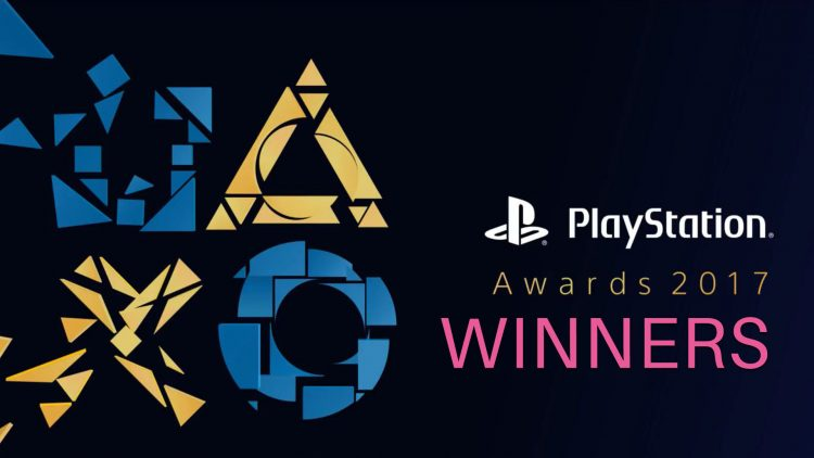 PlayStation Awards 2017 Winners & Ghost of Tsushima & Last of Us 2!