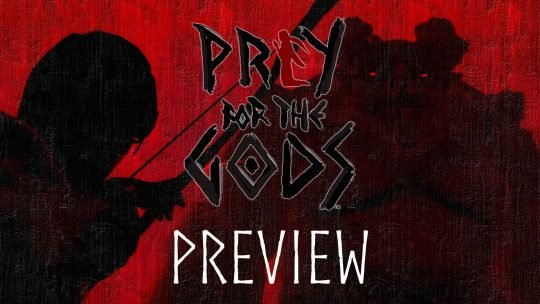 "Praey for the Gods Preview – ""Winter Colossus"""