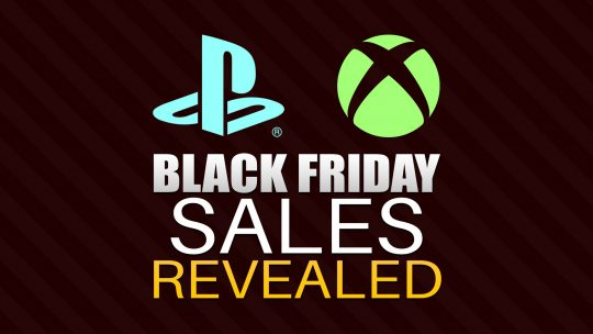 PlayStation & Xbox Black Friday Deals Revealed!