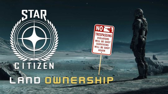 Star Citizen Now Lets You Buy A Plot Of Land!
