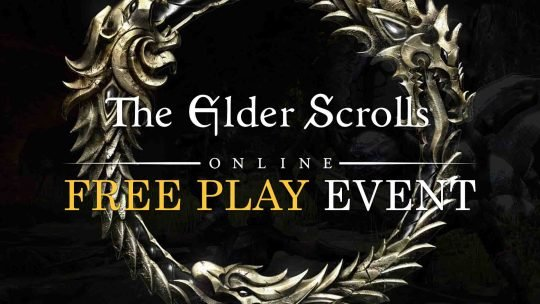 The Elder Scrolls Online Free Play Event Live!