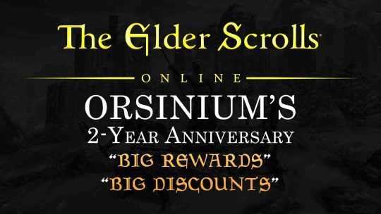The Elder Scrolls Online Orsinium DLC Sale & Rewards!