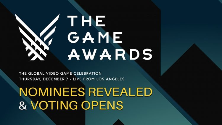 The Games Awards 2017 Nominees & Voting Begins!