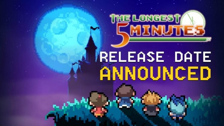 The Longest Five Minutes JRPG Release Date Revealed!