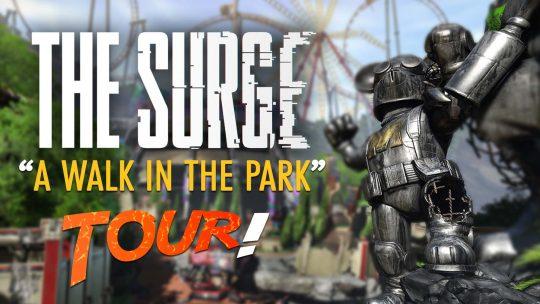 The Surge 'A Walk In The Park' DLC Tour!