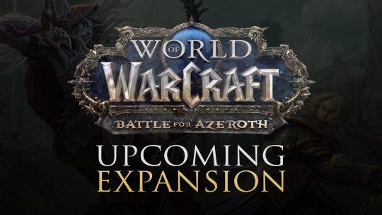 World of Warcraft: Battle for Azeroth New Expansion & Cinematic!