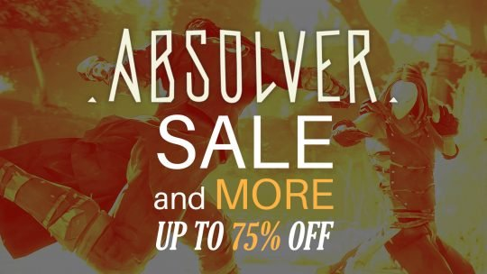 Absolver Action-RPG 50% Off & More Game Sales!