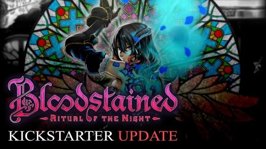 Bloodstained: Ritual of the Night Update Shows Japanese Level & More!