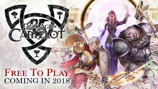 Dark Age of Camelot Nearly 2 Decade Old MMORPG Getting Free-To-Play!