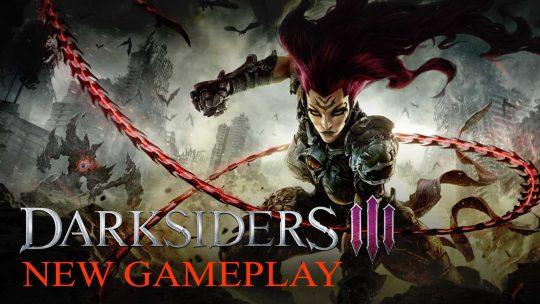 Darksiders 3 Fresh Gameplay Video!