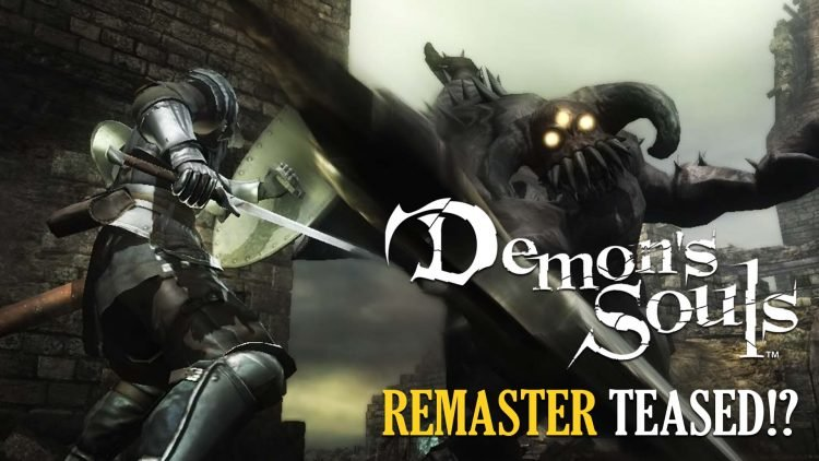 Demon's Souls Remaster Possible Tease!?