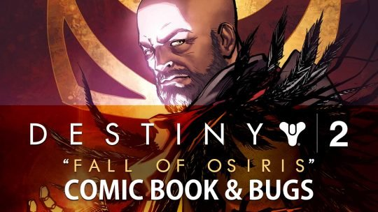 Destiny 2 Comic Book & In-game Item Bugs!