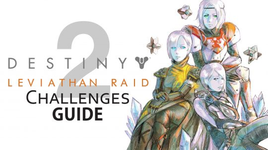 Destiny 2 – Leviathan Raid Challenges Guide
