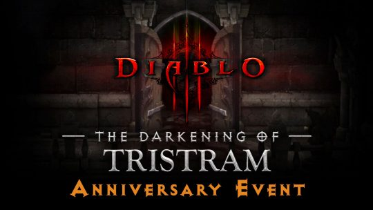 "Diablo 3 Upcoming Event: ""Darkening of Tristram"" Details!"