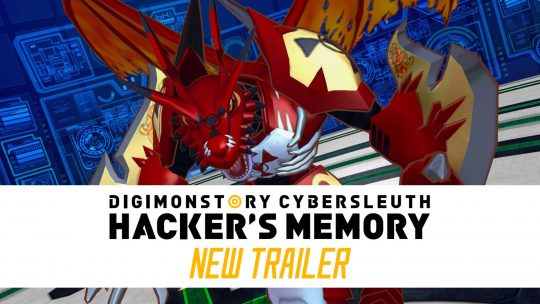 Digimon Story: Cyber Sleuth Hacker's Memory New 8 Minute Trailer!