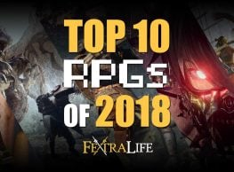 Fextralife's Top 10 Upcoming RPGs of 2018