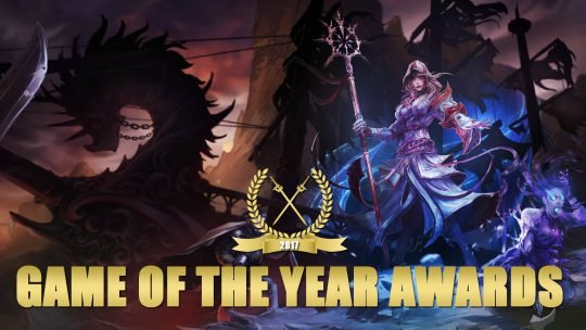 2017 Fexy Game Awards