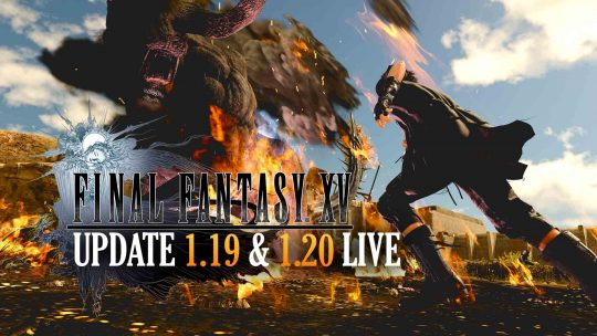 Final Fantasy XV New Update Allows Character Switching!