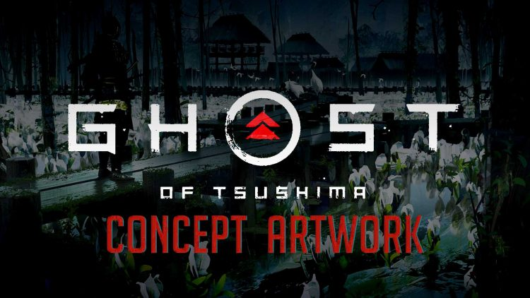Ghost of Tsushima Concept Artwork!