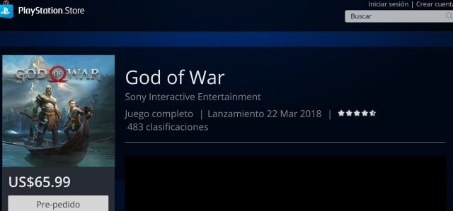 god-of-war-release-date-leak-chile-playstation-store