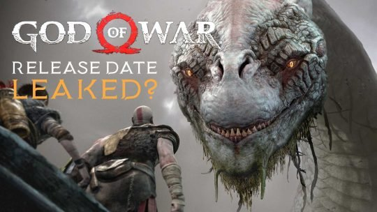 God of War Release Date Potentially Leaked!