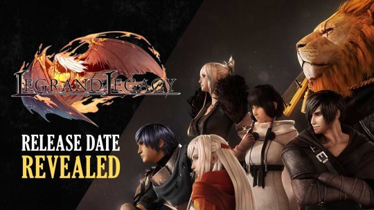 Legrand Legacy Release Date & New Trailer!