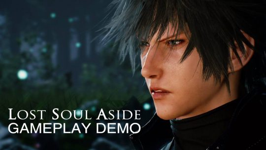 Lost Soul Aside Action-RPG Demo Showcases DMC & Nier Style Gameplay!