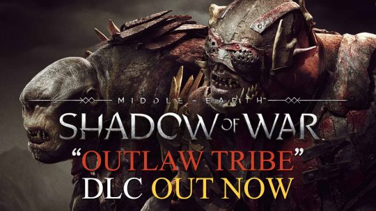 Middle-earth: Shadow of War 'Outlaw Tribe' DLC Out Now!