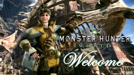Monster Hunter: World Pre-BETA Introductory Video!