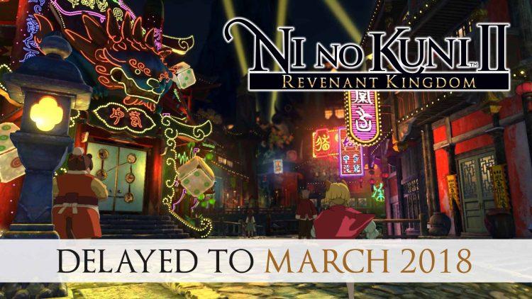 Ni No Kuni II: Revenant Kingdom Delayed Again!