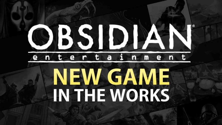 Obsidian Working with a New Publisher on an Unannounced Game!