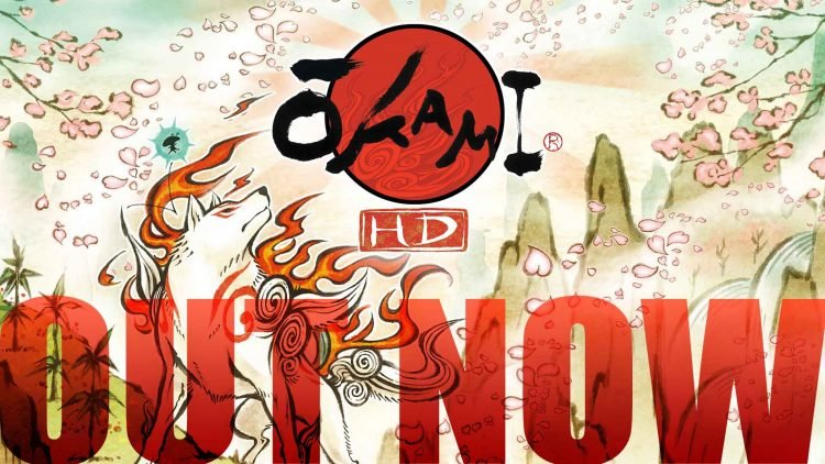 Okami HD Out Now for PS4, Xbox One & PC!