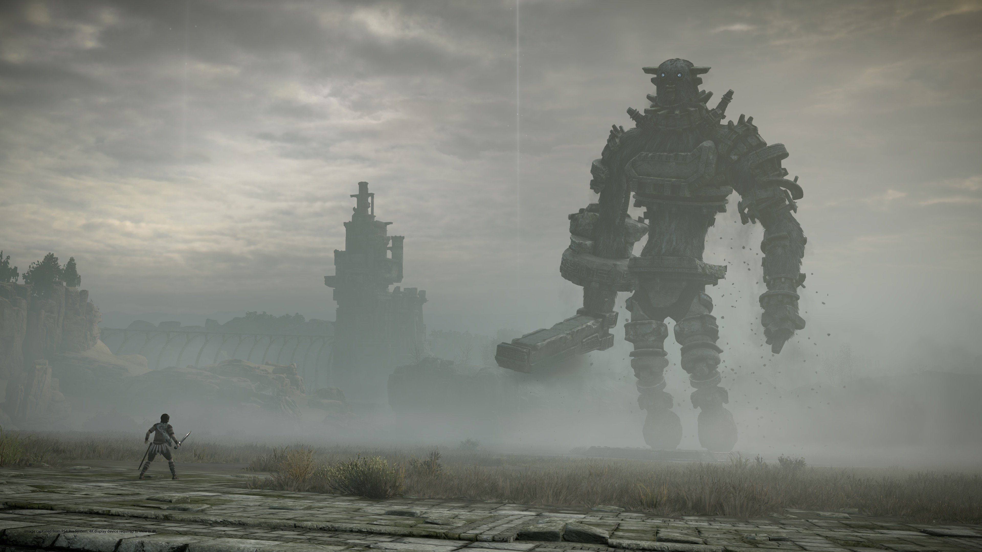 Shadow Of The Colossus Special Edition & New Gameplay