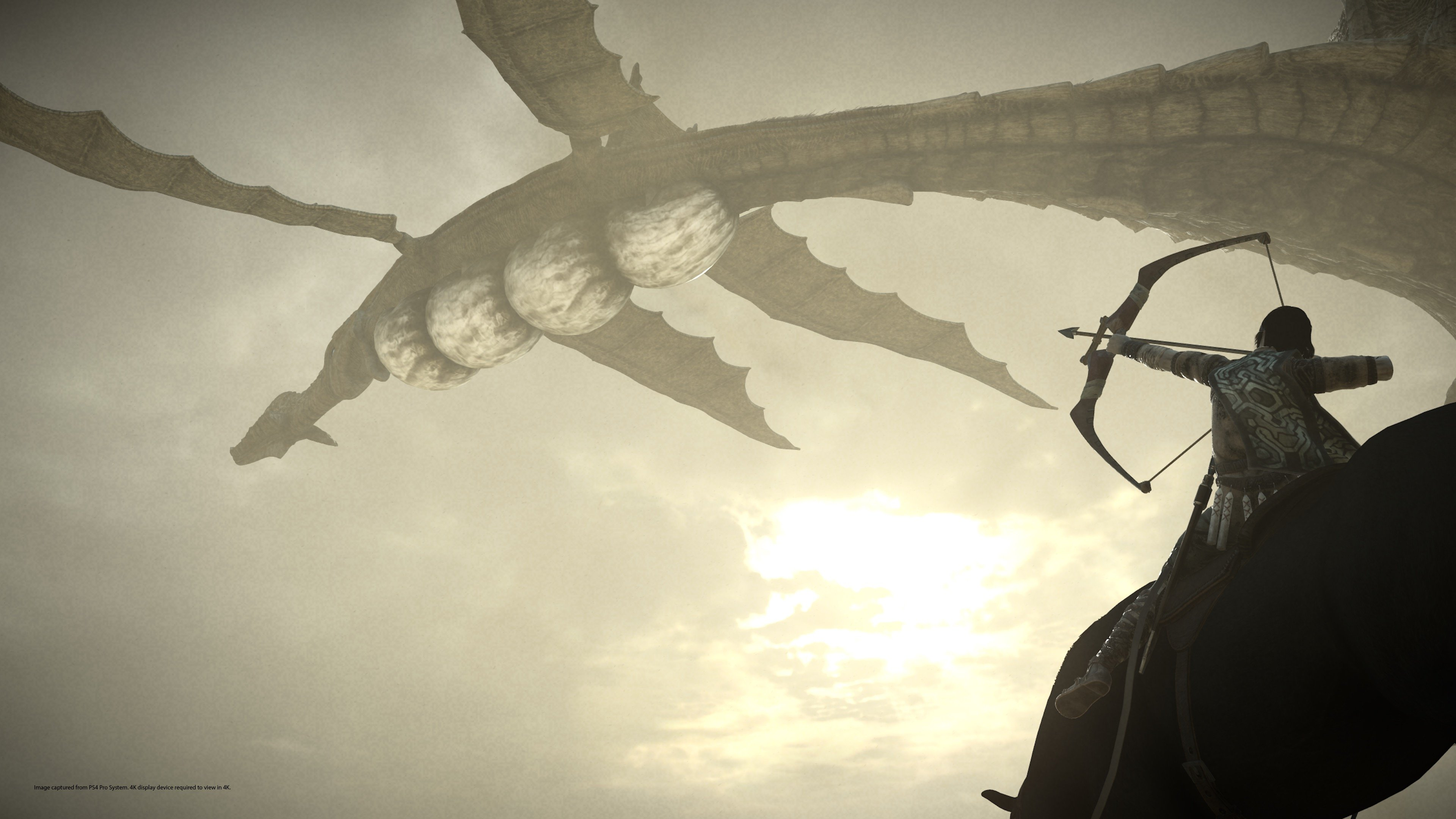 Shadow Of The Colossus Ps4 Wallpaper: Shadow Of The Colossus Special Edition & New Gameplay
