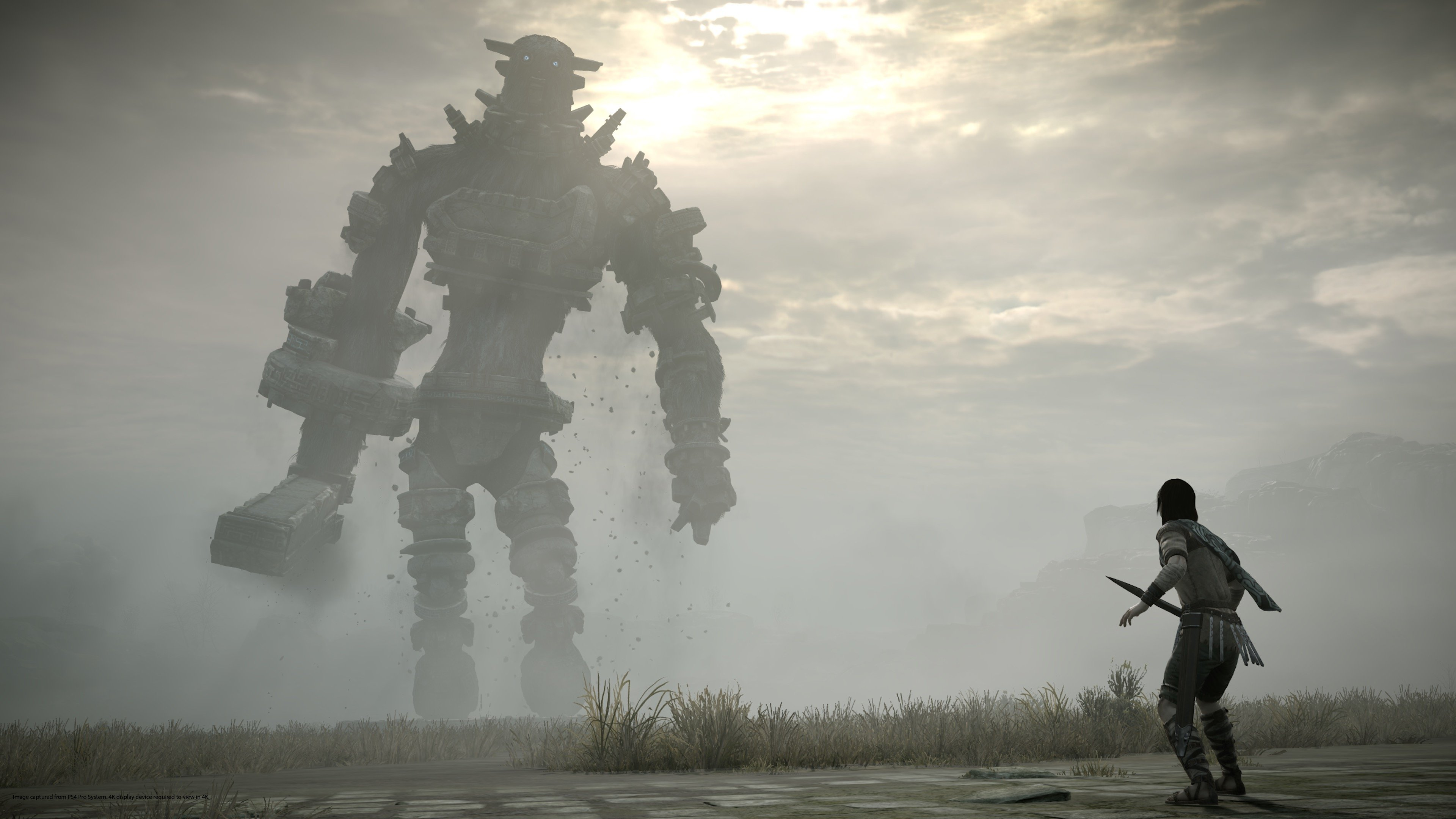 Shadow of the Colossus Special Edition & New Gameplay ...