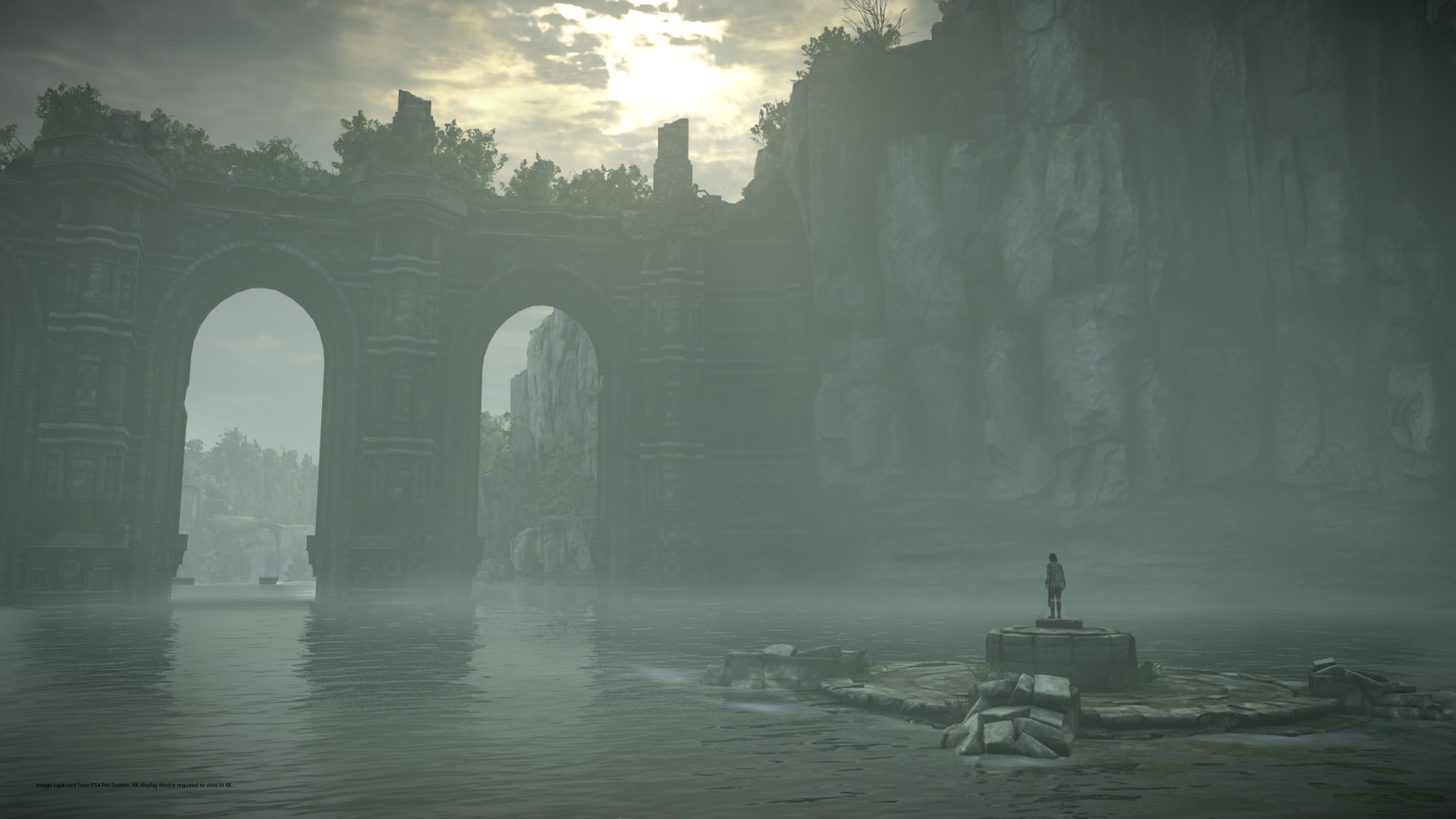 Shadow Of The Colossus Special Edition New Gameplay Fextralife