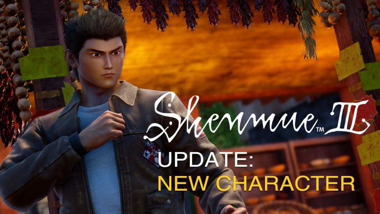 Shenmue III Update Reveals New Character & Studio Collaboration!