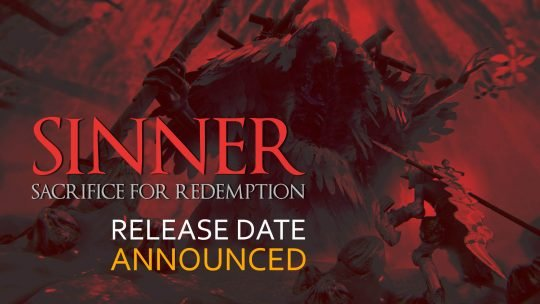 Sinner: Sacrifice for Redemption Release Date & New Trailer!