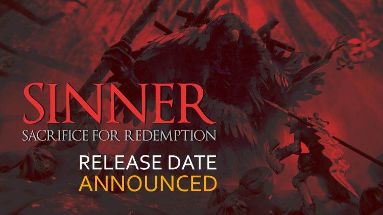 Sinner: Sacrifice for Redemption Release Date & New Trailer!