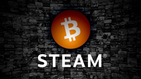Steam To Cease Bitcoin Support