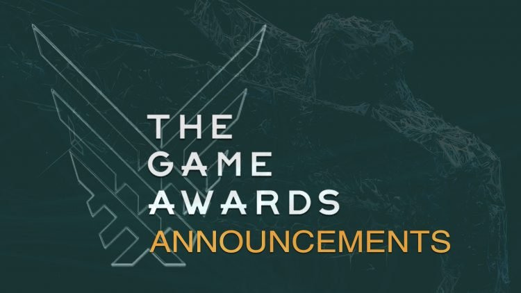 The Game Awards 2017 Announcements Round-Up!